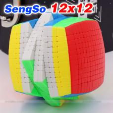 ShengShou sengso 12x12x12 Pillow Puzzle Cube 10cm